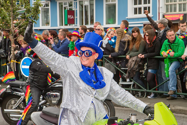 Dykes On Bikes Reykjavik