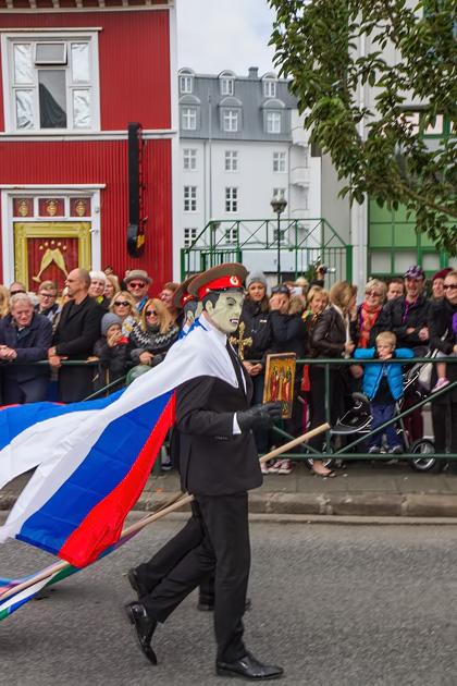 Russua Anti Gay Laws