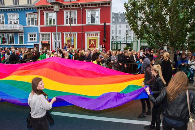 Gay Price Reykjavik 2013