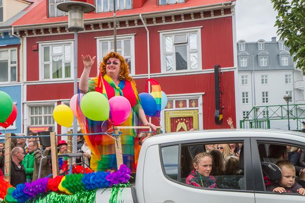 Drag Queen Reykjavik