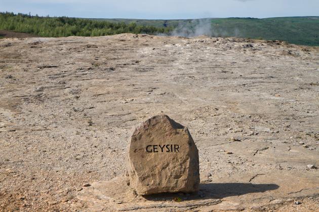 Geysir Stone