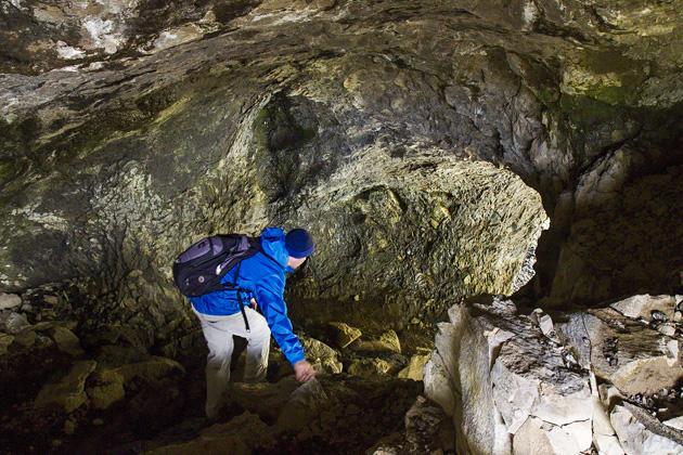 Glymur Cave