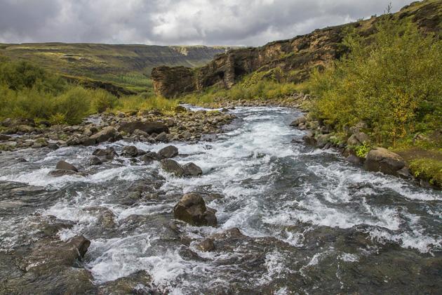 Glymur River