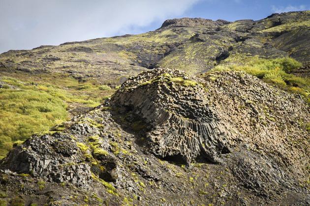 Basalt Iceland