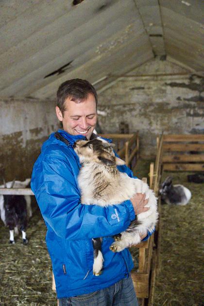 Goat Blog