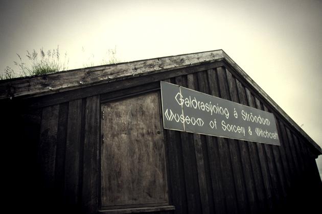 Witchcraft Museum Hólmavík
