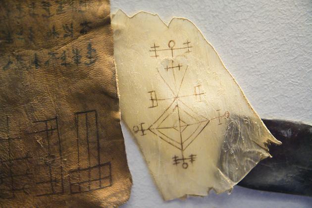 Sorcery Symbols Iceland