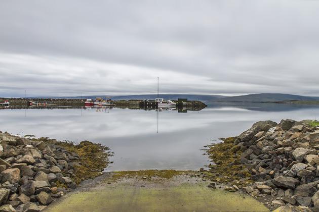 Hólmavík Harbor