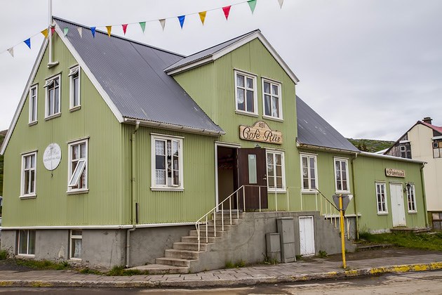Cafe Rus Hólmavík