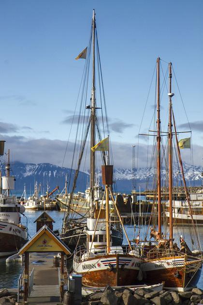 Húsavík Ships
