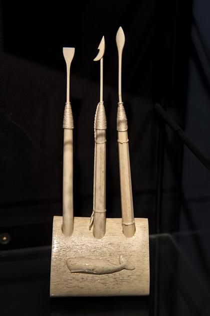 Whale Bone Art