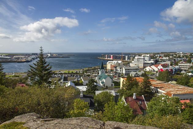 Hafnarfjörður Panorama
