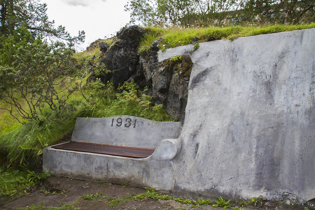 færies bench
