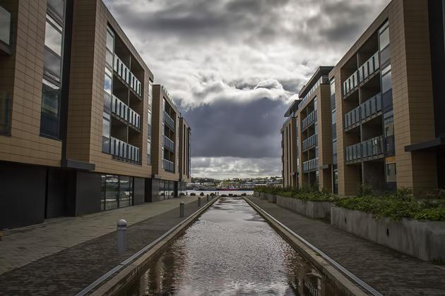 Modern Architecture Hafnarfjörður