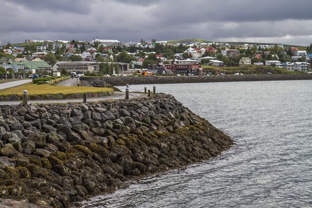 Hafnarfjörður Harbor