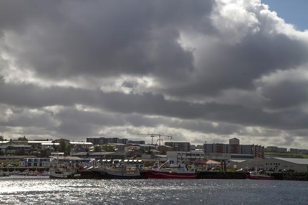 Ships Hafnarfjörður