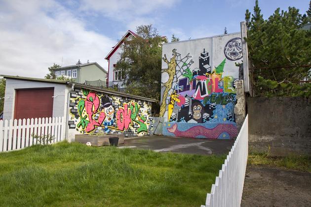 Hafnarfjörður Street Art