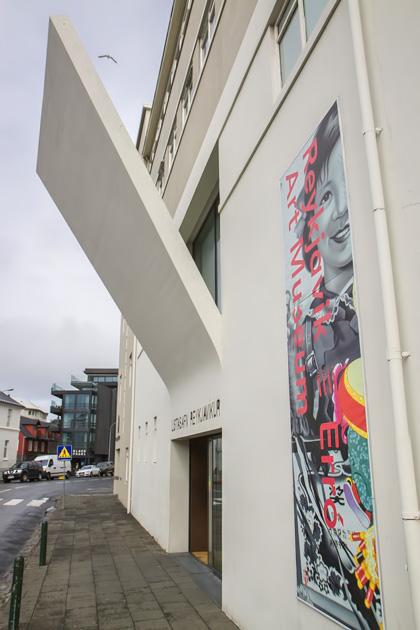 Hafnarhus Reykjavik