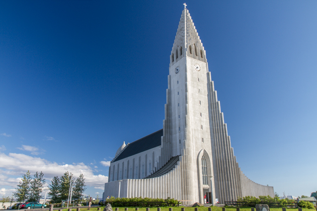 Church Blog Iceland