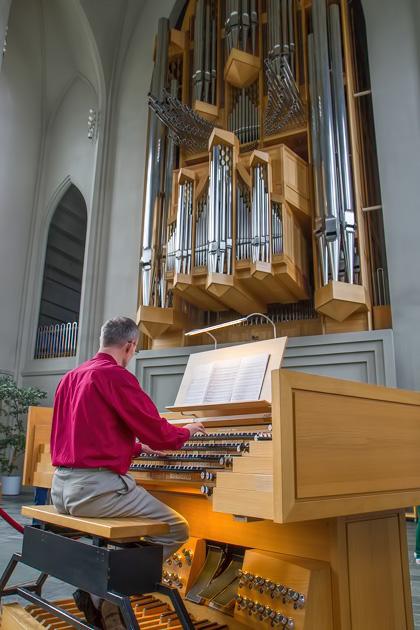 Hallgrímskirkja Organ Concert