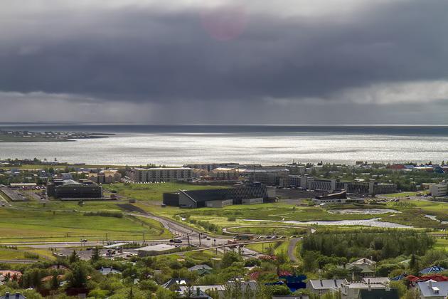 Reykjavik Trafic