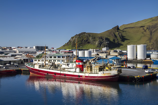 Harbour Iceland
