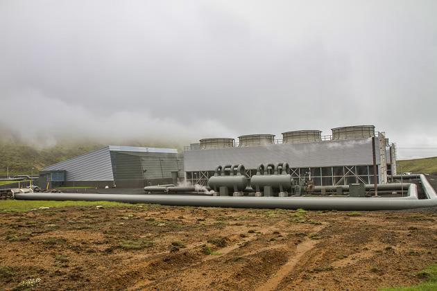 Geotherrmal Powe Plant