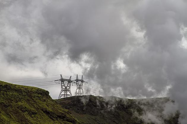 Weird Landscapes Iceland