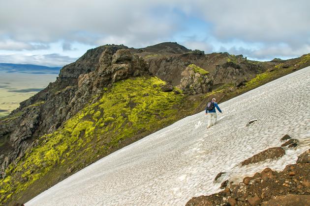 Death Hike Iceland
