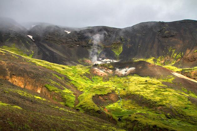 Hengill Iceland
