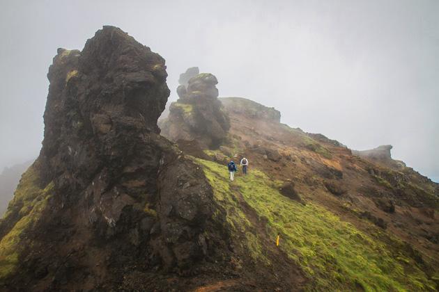 Dangerous Hike Iceland