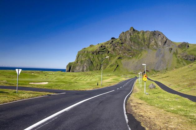 Streets Vestmannæyjar
