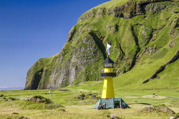 Golf Course Vestmannæyjar