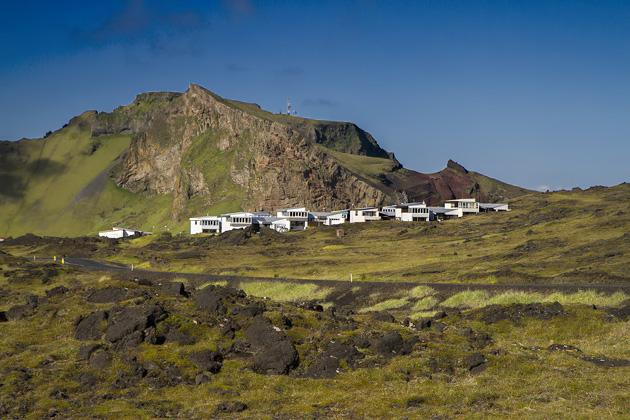 Living On Westman Islands