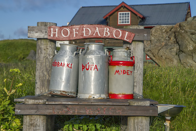 Heimaey Hofdabol