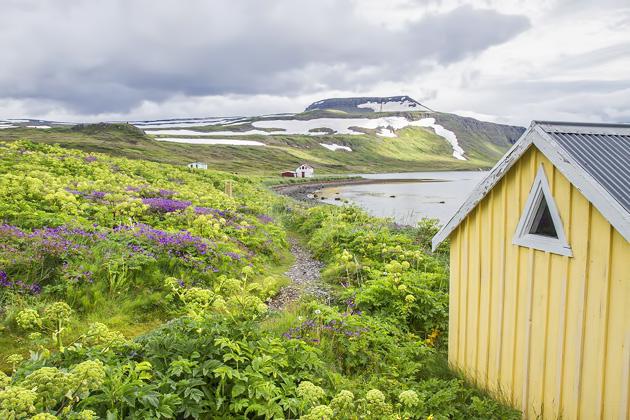 Hesteyri Iceland