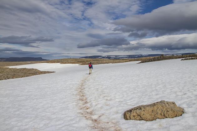 Snow Walk Iceland
