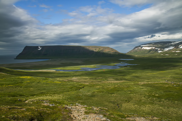 Aðalvík Bay