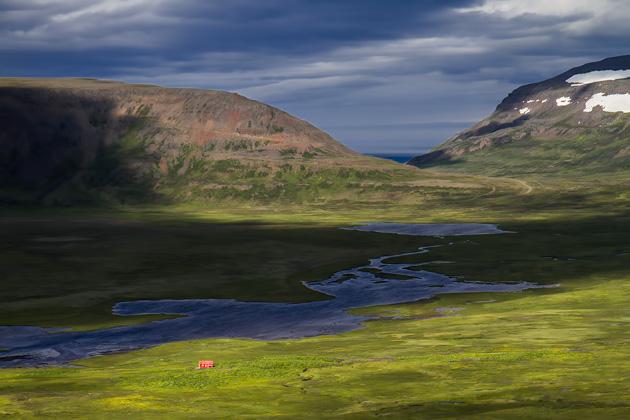 Aðalvík Valley