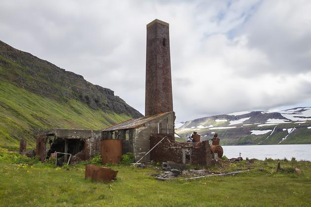Whaling Station Hornstrandir