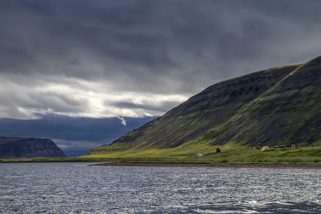 Landscapes Hornstrandir
