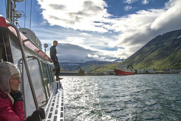 Ísafjörður Boat