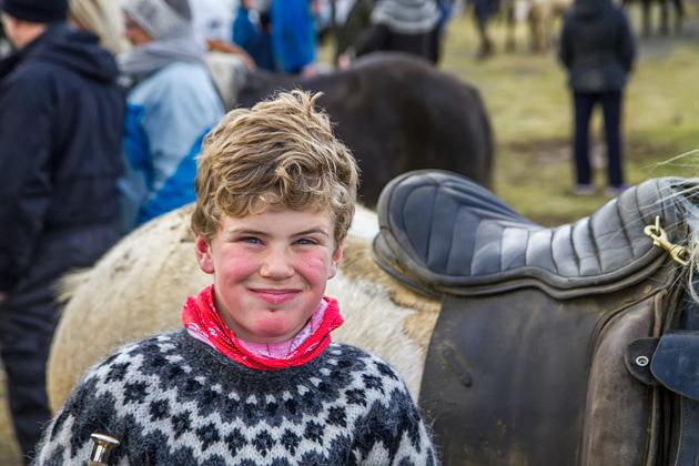 Iceland Boy