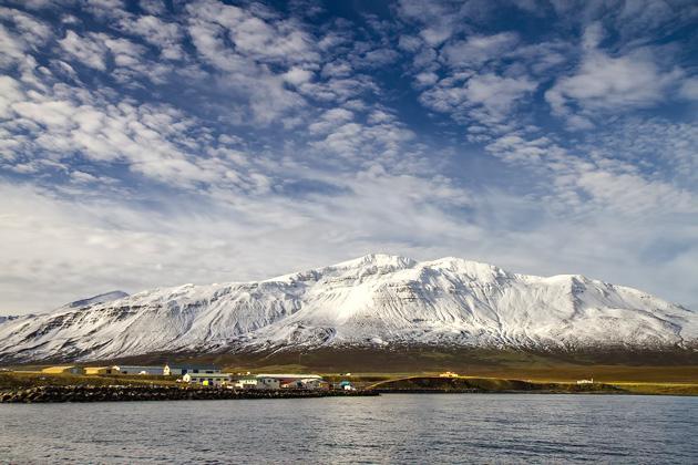 Snow Fjord Hrísey