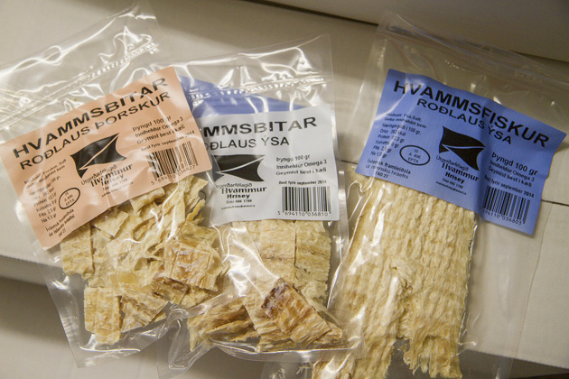Iceland Dried Fish