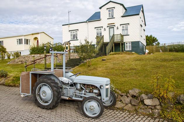 Hrísey Tractors