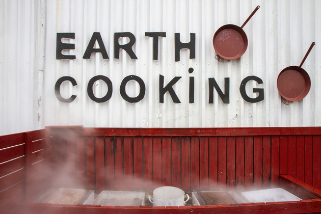 Earth Cooking Iceland