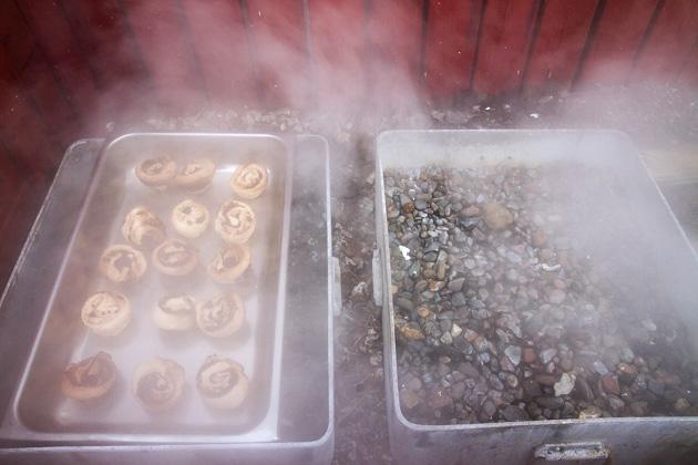 Geothermal Cooking Iceland