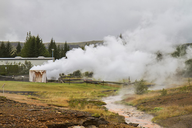 Geothermal Park Hveragerði