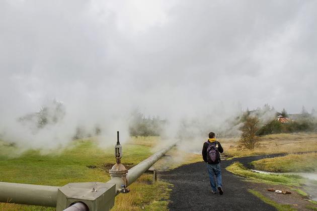 Hiking Hveragerði